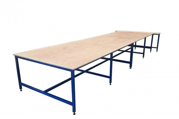 Fabric Cutting Table In Uk High Quality Made By Spaceguard