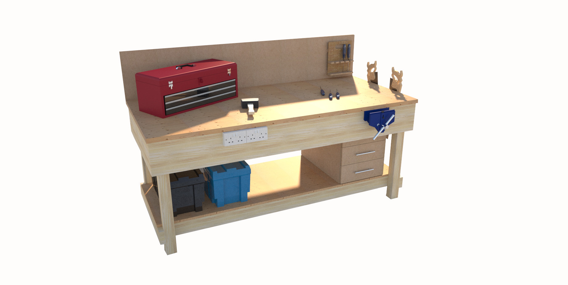 full-wooden-table