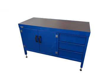 heavy duty Bench with drawers