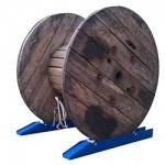 adjustable cable drum