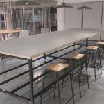 linoleum worktop