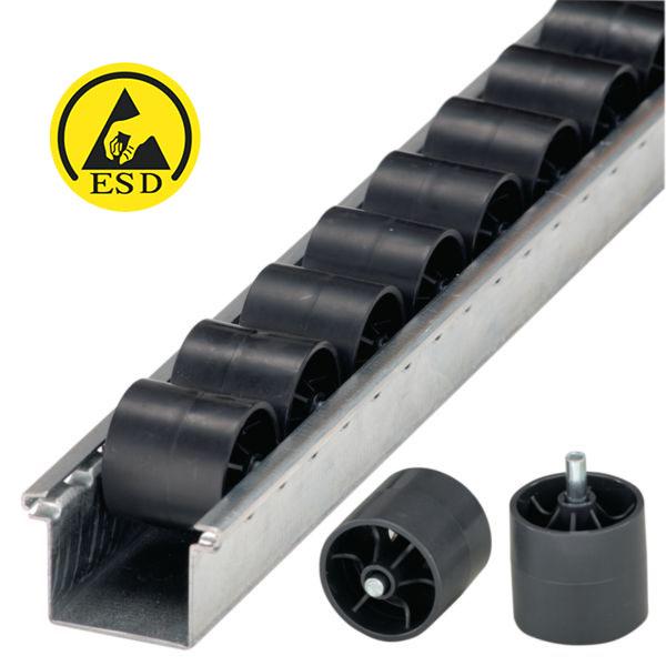 ESD mini roller tracks