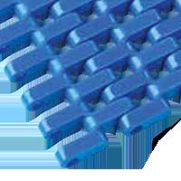 Modular conveyor - open mesh belt