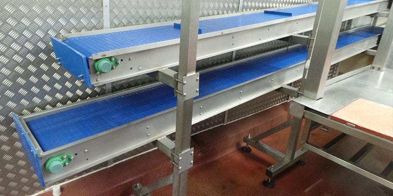 Two Tier Modular Conveyor
