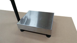 integrated bench scales