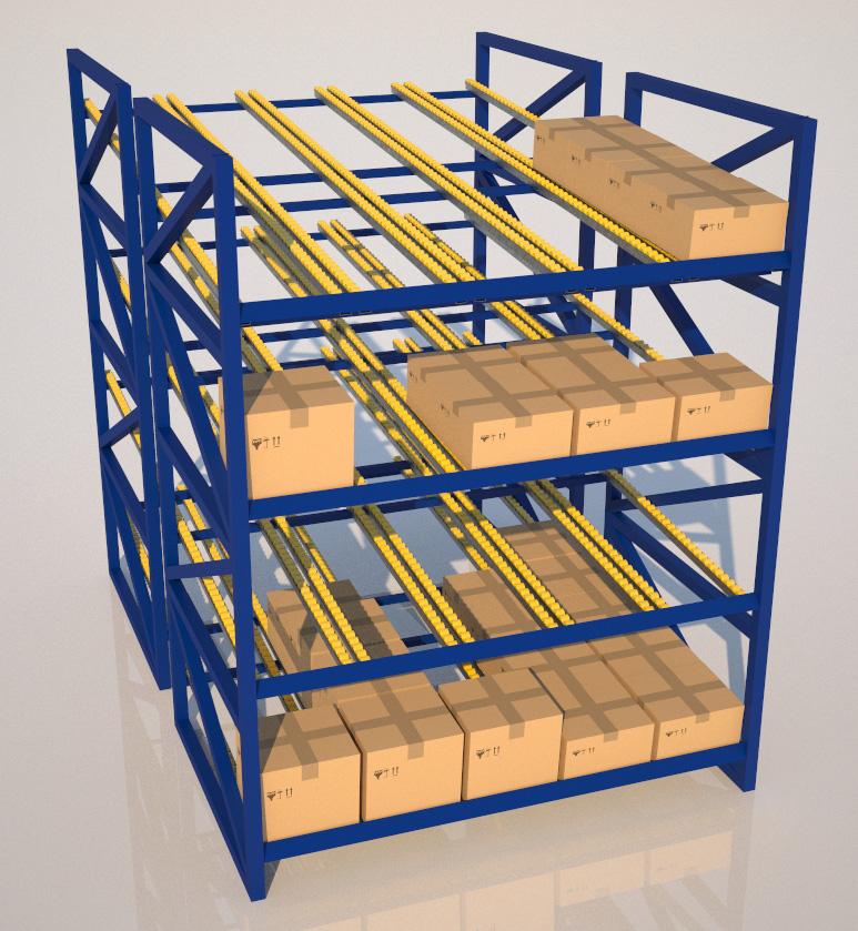 Bespoke FIFO Storage