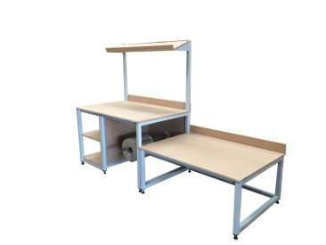 lean packing workbench