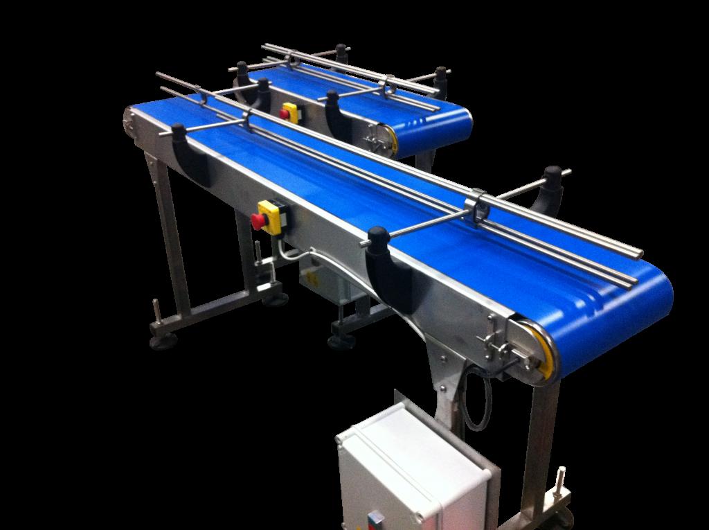 Gravity Conveyor From Spaceguard Roller Conveyors