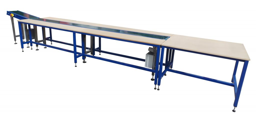 Gravity Conveyor From Spaceguard Roller Conveyors