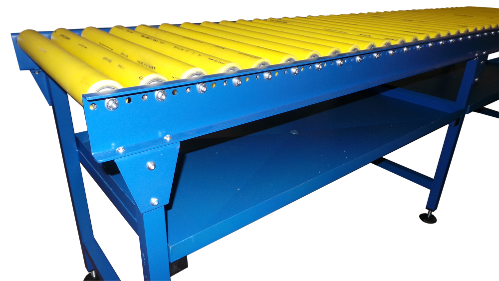 gravity conveyor drip tray