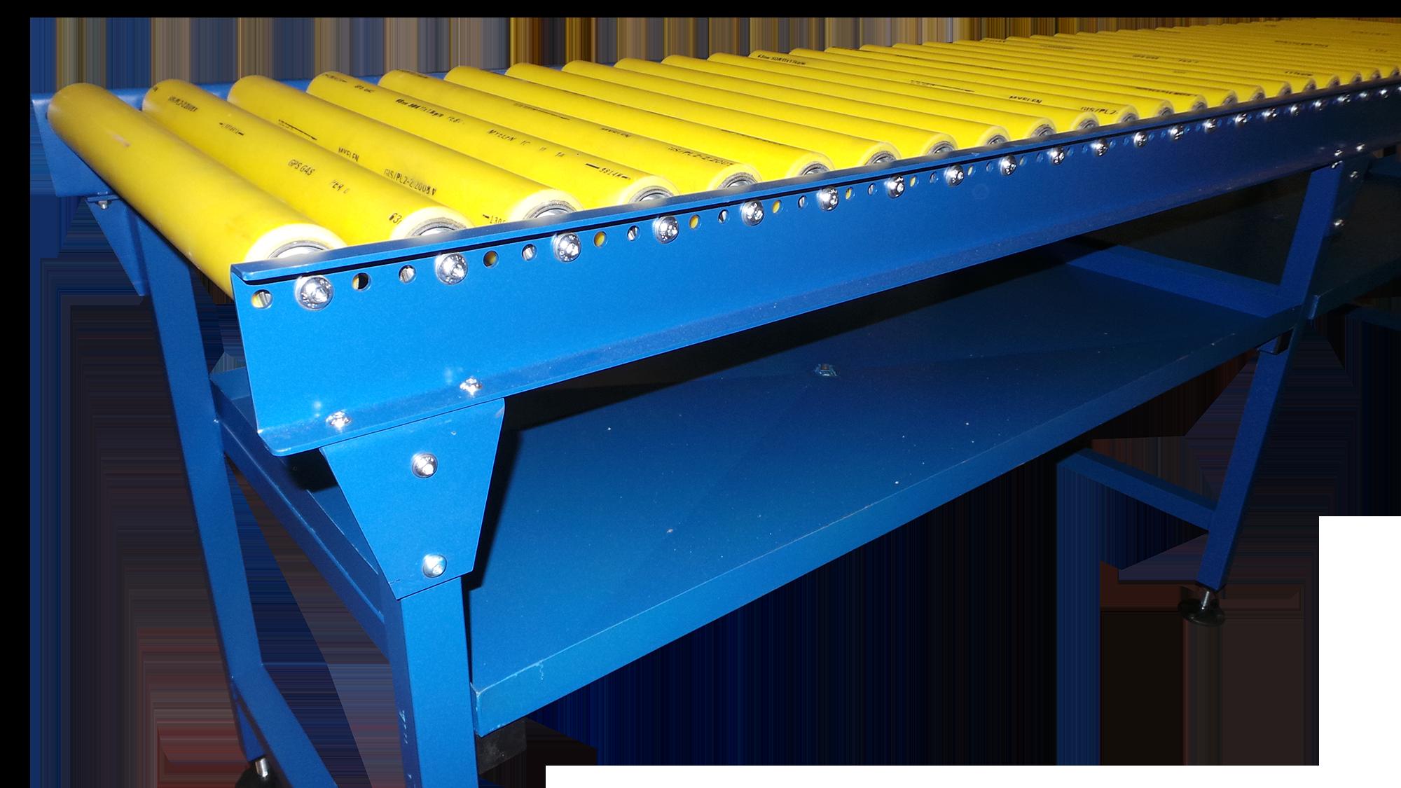 bespoke roller conveyor