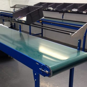 belt conveyor tracking