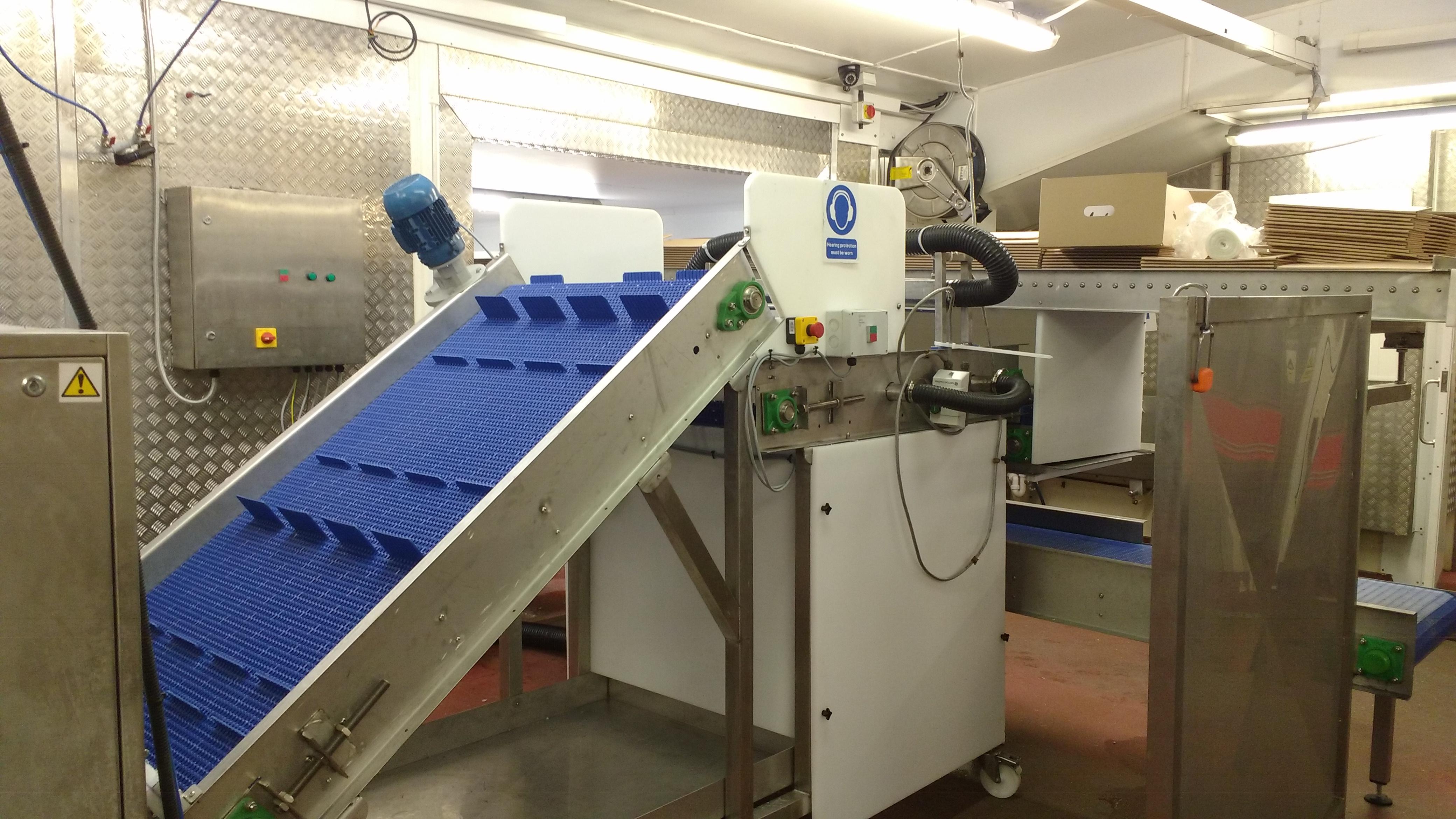 Drying conveyor