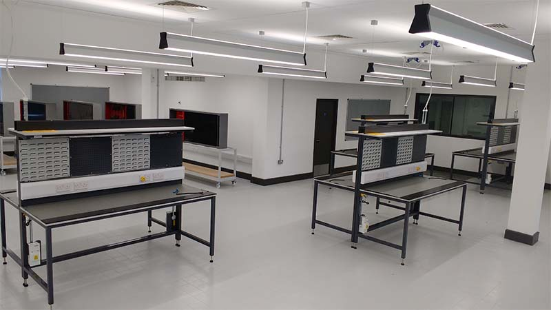 ESD-Electronic workbenches