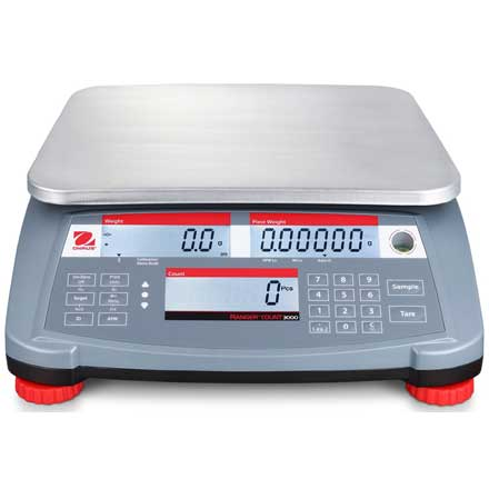 Counting scales