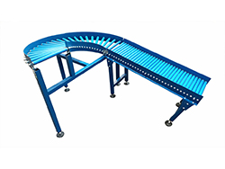 Belt and roller conveyors