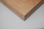 Plywood workbench top