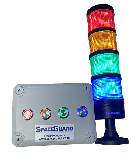 Andon signal light kit