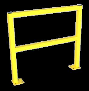 Walkway Safety barrier
