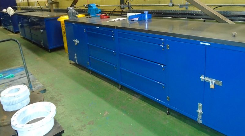 heavyduty metal workbenches