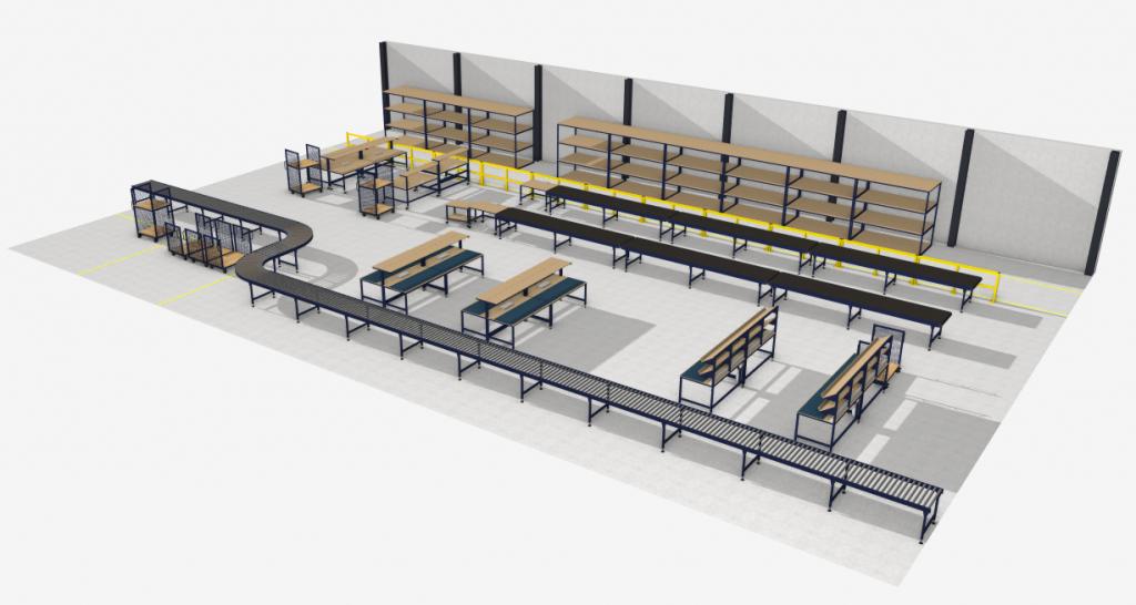 warehouse equpment