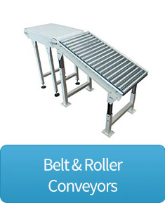Belt & roller conveyors
