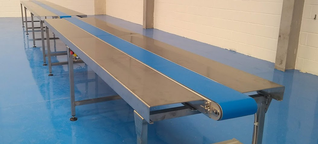 food production conveyors