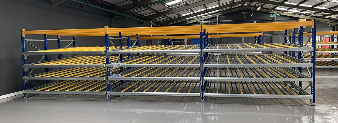 Carton Flow Storage - 1140