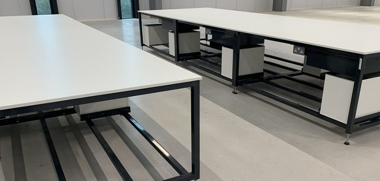 large layout workbench
