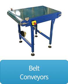 medium duty belt conveyors