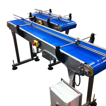 Conveyor belts for product transport – Short delivery times