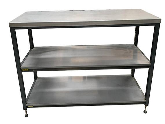 Heavy duty - workshop storage shelves