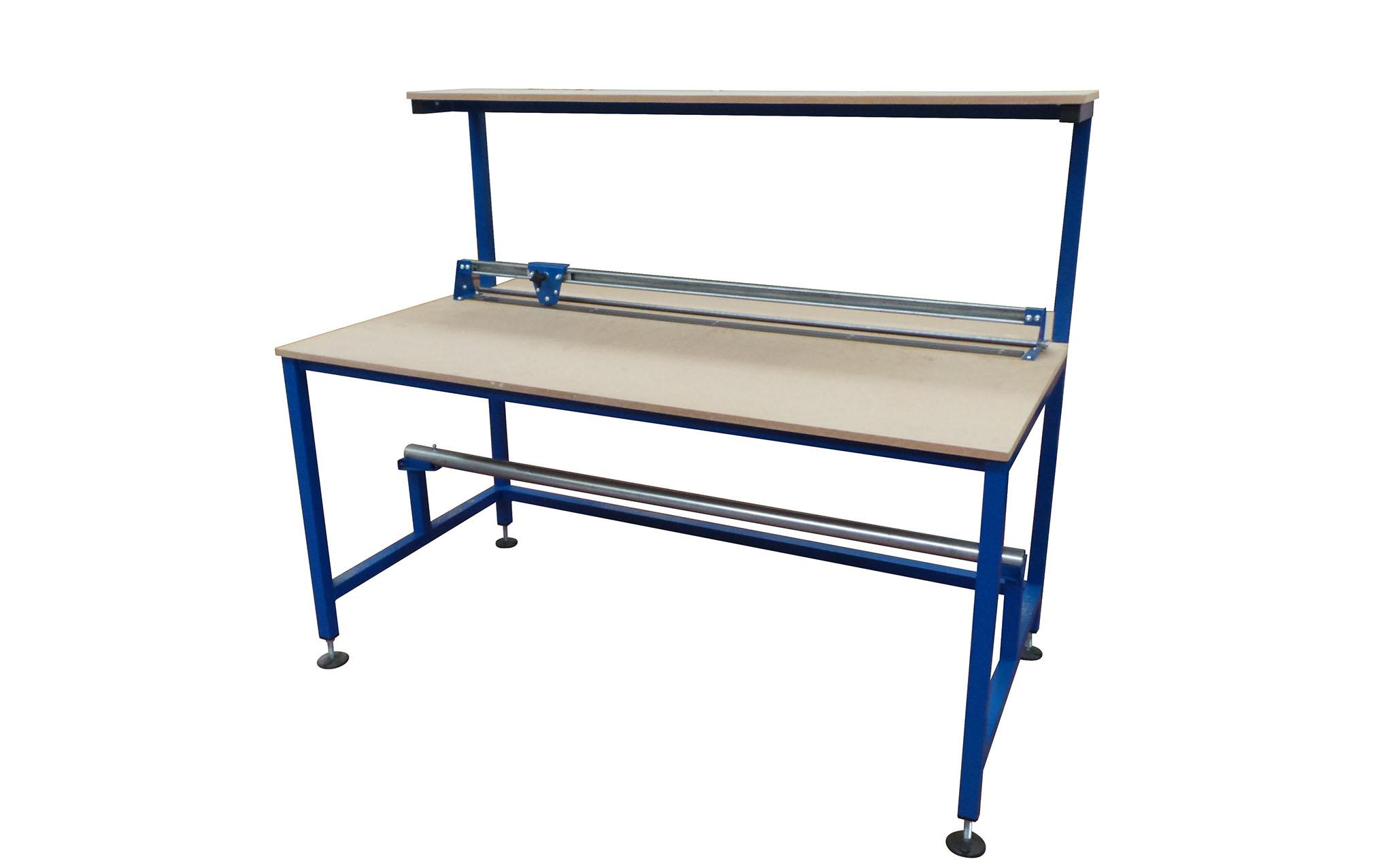 Base Packing bench