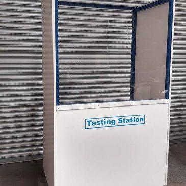 testing station