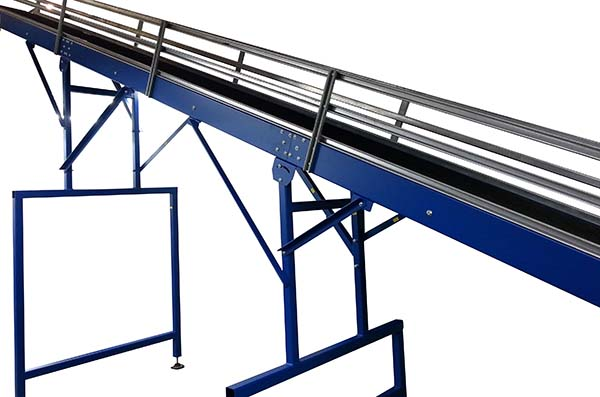 mezzanine belt conveyor