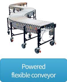 Powered flexible conveyor