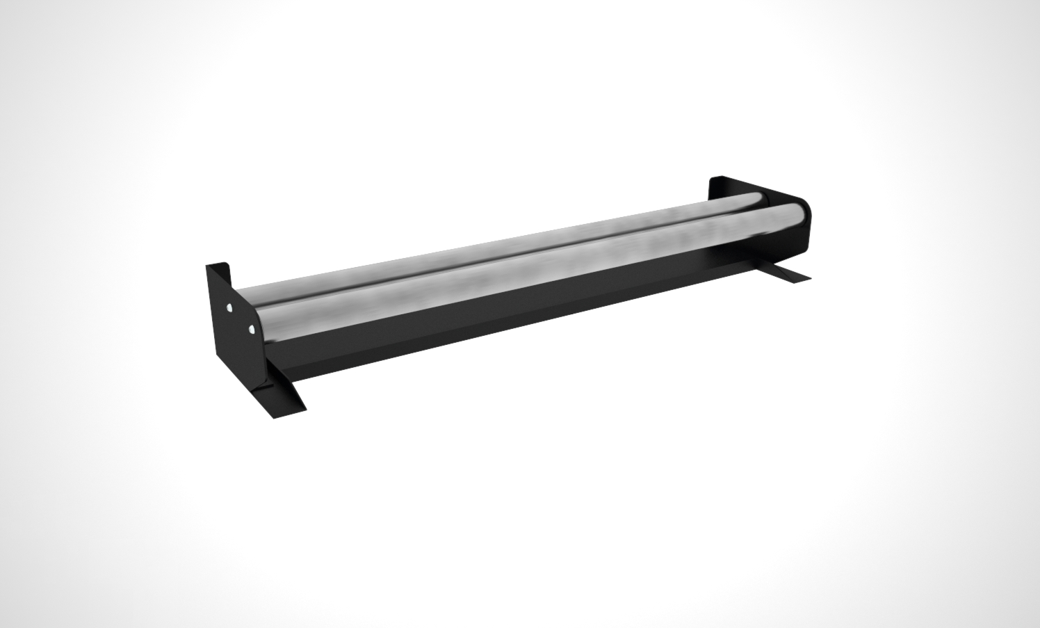 2 roller - Table top roll holder