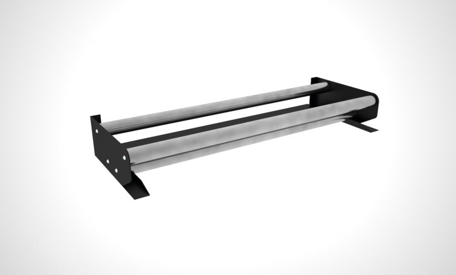 4 roller - Table top roll holder
