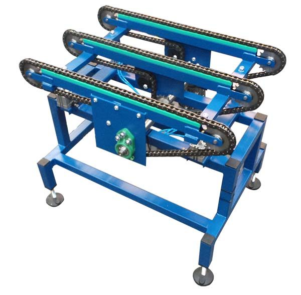 Pallet chain transfer