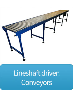 lineshaft conveyor button