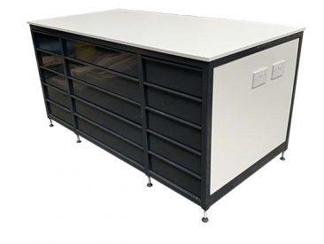 Workshop drawer unit Electrics