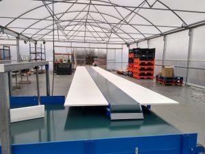 belt conveyor workstation
