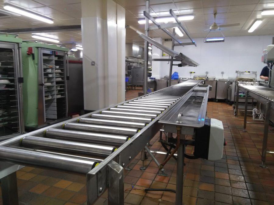 Kitchen conveyor system