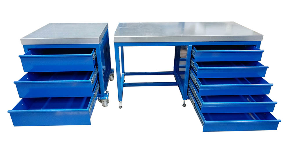 heavy duty workshop workbenches