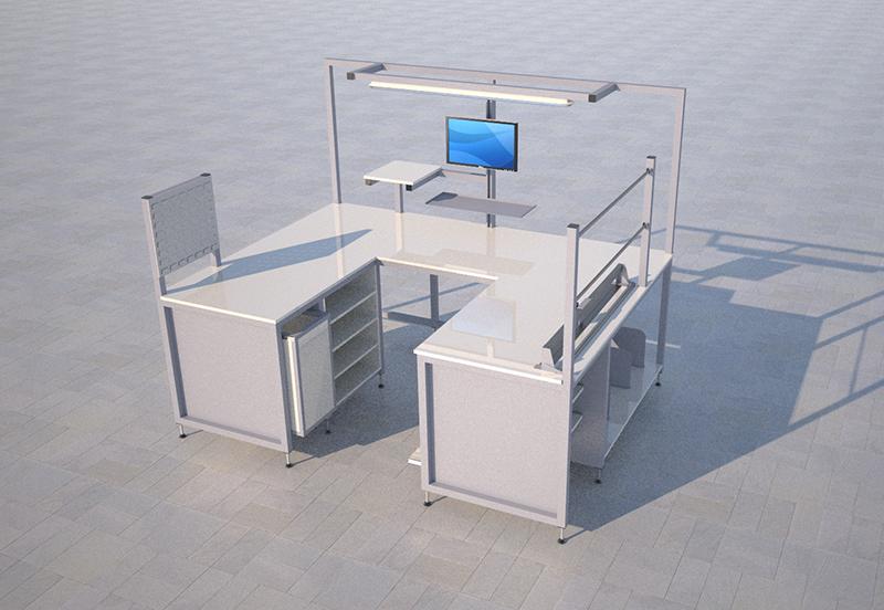 workstation render
