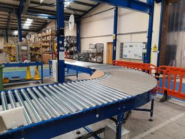 lean pack conveyor