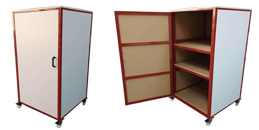 bespoke storage cupboards
