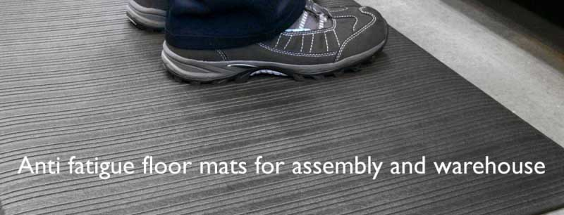 warehouse floor mats