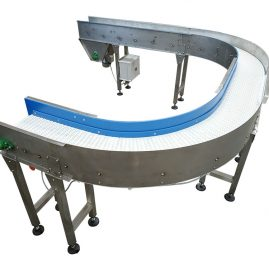 food safe modular conveyor