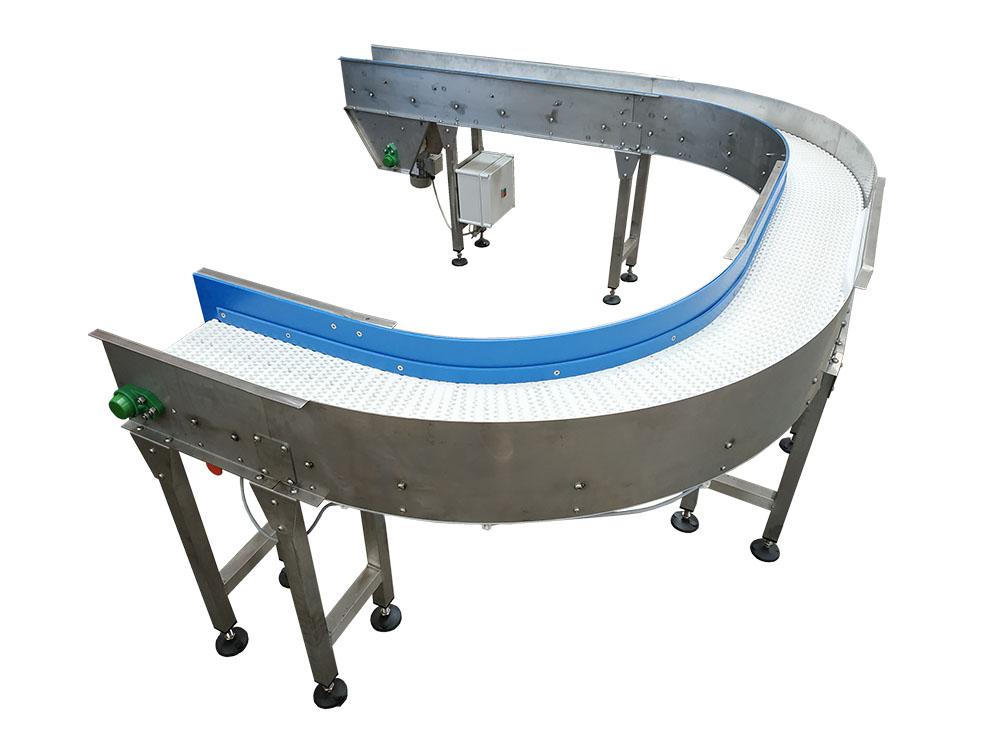 food safe modular conveyor